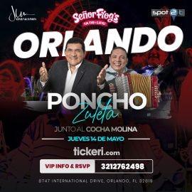 Image for Poncho Zuleta junta al Cocha Molina en Vivo!