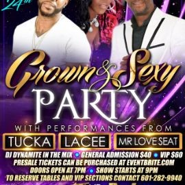 Image for Grown and Sexy Party at Club Thirty IV!
