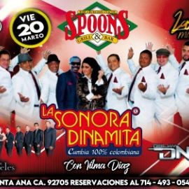 Image for Sonora Dinamita y Sonora Los Angeles En Santa Ana,CA CANCELED