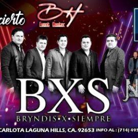 Image for Bryndis x Siempre y Mas En Concierto En Laguna Hills,CA CANCELED