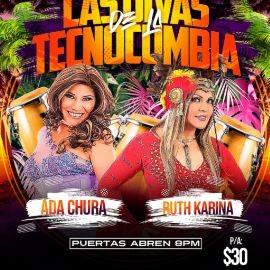 """Image for Ada Chura y Ruth Karina """"Las Divas de la Tecnocumbia"""""""