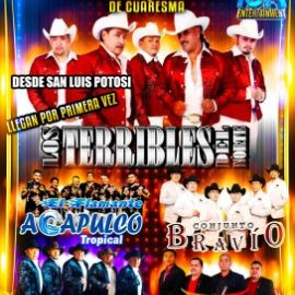 Image for Los Terribles Del Norte y Mas En Los Angeles,CA CANCELED