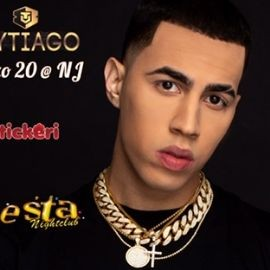 Image for BRYTIAGO Live @FiestaNightclub. POSTPONED   New date will be available soon
