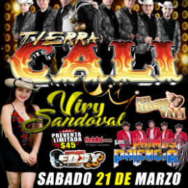 Image for Tierra Cali en Pawtucket, RI CANCELED