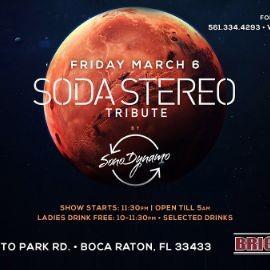 Image for Soda Stereo Tribute by SONO DYNAMO