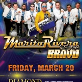 Image for MARITO RIVERA Y SU GRUPO BRAVO CANCELED