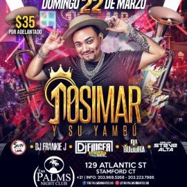 Image for Josimar y Su Yambu En Stamford,CT CANCELED