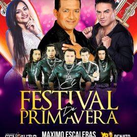 Image for MAXIMO ESCALERAS / YO ME LLAMO RENATO / CENTAURO / YADIRA / LLEGA EL FESTIVAL DE PRIMAVERA ,VIERNES 17 DE ABRIL , EN  NEWARK NJ