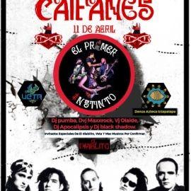 Image for Dia internacional  de Caifanes en vivo EL PRIMER ISTINTO