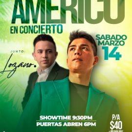 Image for Americo En Concierto En Newark, NJ POSTPONED