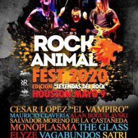 Image for Rock Animal Fest - Leyendas del Rock