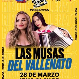 Image for Las Musas del Vallenato En Concierto En Houston,TX CANCELED