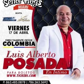Image for Luis Alberto Posada en Concierto!
