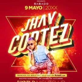 Image for Jhay Cortez LIVE in Charlotte NC @ World Nightclub
