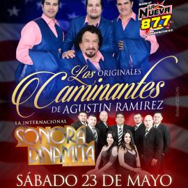 Image for Los  Caminantes y La Sonora Dinamita en Vivo!