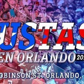 Image for Justas en Orlando 2020