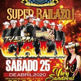 Image for Super Bailazo Con Tierra Cali y Viry Sandoval En Roanoke,VA