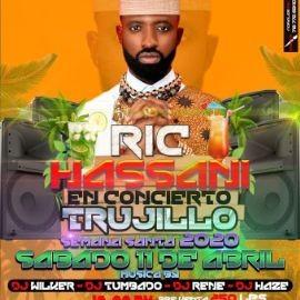 Image for Ric Hassani En Concierto En Trujillo Semana Santa 2020 Honduras