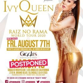 Image for IVY QUEEN EN LOS ANGELES NEW DATE CONFIRMED