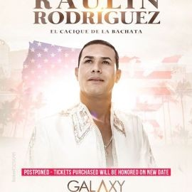 Image for RAULIN RODRIGUEZ EN DALLAS NEW DATE CONFIRMED