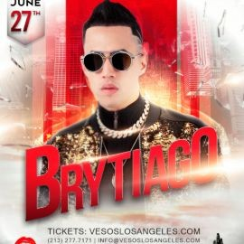 Image for POSTPONED: Vesos LA Presents: Brytiago Saturday Concert Age 18+Event