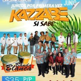 Image for KAZZABE SI SABE & BANDA BLANCA TAMPA FL