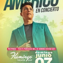 Image for AMERICO EN MIAMI CANCELED