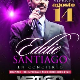 Image for EDDIE SANTIAGO EN HOUSTON NEW DATE CONFIRMED