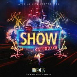 Image for The Show Saturdays At Amadeus Night Club