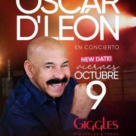 Image for OSCAR D' LEON EN LOS ANGELES NEW DATE CONFIRMED