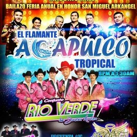 Image for Grupo Flamante Acapulco Tropical,Conjunto Rio Verde y mas En Monte,CA