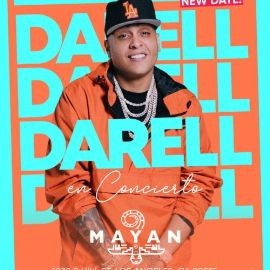 Image for DARELL EN LOS ANGELES NEW DATE CONFIRMED