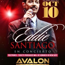Image for EDDIE SANTIAGO EN TAMPA NEW DATE CONFIRMED