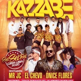 Image for KAZZABE EN LOS ANGELES POSTPONED