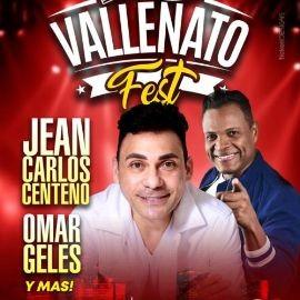 Image for Vallenato Fest en Houston con Jean Carlos Centeno, Omar Geles y Mas!