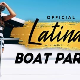 Image for Official Latina Boat Party - Latin Music & New York City Skyline-Friday Night