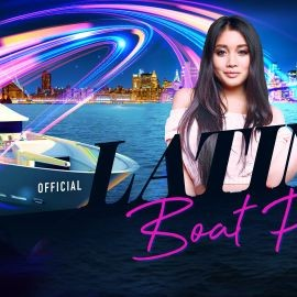 Image for Official Latina Boat Party - Latin Music & New York City Skyline-Sunday Night