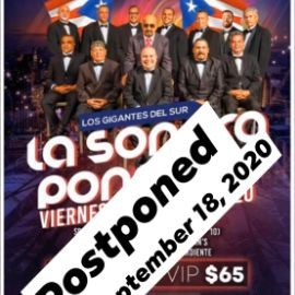 Image for La Sonora Ponceña En Los Angeles,CA