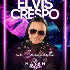 Image for ELVIS CRESPO EN LOS ANGELES POSTPONED