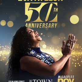 Image for Eva Ayllon 50 Aniversario En New York, NY