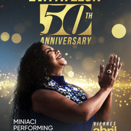Image for Eva Ayllon 50 Aniversario En Davie, FL