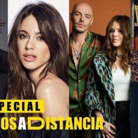 Image for Live at Home: MTV Especial Juntos a Distancia con Sebastian Yatra, Molotov, Mon Laferte, Jesse y Joy y mas!