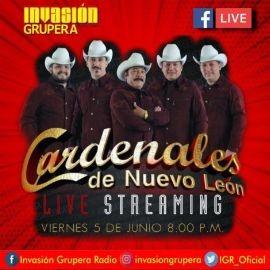 Image for Live at Home: Cardenales de Nuevo Leon