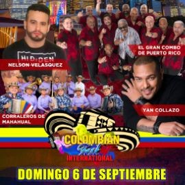 Image for POSTPONED: Colombian Fest International 2020 en Houston,TX