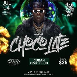 Image for Chocolate en concierto en Tampa