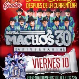 Image for Gran Bailazo con Banda Machos 30 y Grupo Escalante!