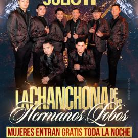 Image for La Chanchona de los Hermanos Lobos en Vivo!