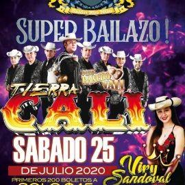 Image for Super Bailazo con Tierra Cali y Viry Sandoval en Salon Rio Nilo!