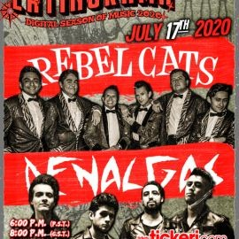 Image for Latinorama: Rebel Cats y De Nalgas