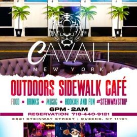 Image for Cavali New York Outdoors Sidewalk Cafe now Open!